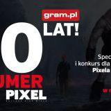 10 numer magazynu PIXEL już jutro w kioskach