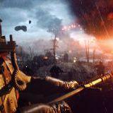 Battlefield 1 - Sterowiec jako ogniste tornado