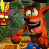 Crash Bandicoot N. Sane Trilogy - zobacz gameplay z gry