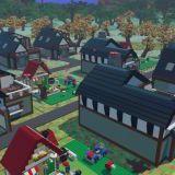 Gra wstępna #10 LEGO Worlds i Block'hood