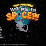 Warzywne przygody w kosmosie - recenzja Holy Potatoes! We're in Space?!