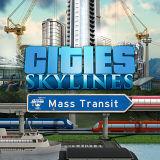 Jeszcze więcej możliwości w dodatku Mass Transit do Cities Skylines