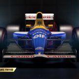W F1 2017 na wirtualne tory powrócą Williams FW14B oraz Williams FW18