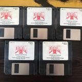 John Romero sprzedaje dyskietki z grą Doom II