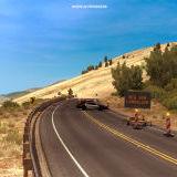 Twórcy American Truck Simulator zamykają drogę stanową w Kalifornii