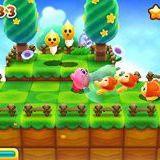 Różowy połykacz w trójwymiarze - recenzja Kirby's Blowout Blast