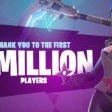 W Fortnite zagrało już milion osób