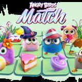 Wściekłe ptaki obniżają loty: recenzja gry Angry Birds Match