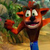 Crash Bandicoot N. Sane Trilogy sprzedaje się świetnie