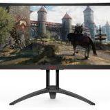 AOC zapowiedział nowy monitor z serii AGON – AG352UCG6 Black Edition