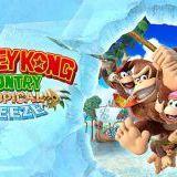 Donkey Kong Country: Tropical Freeze - nowe zwiastuny przybliżają nam bohaterów