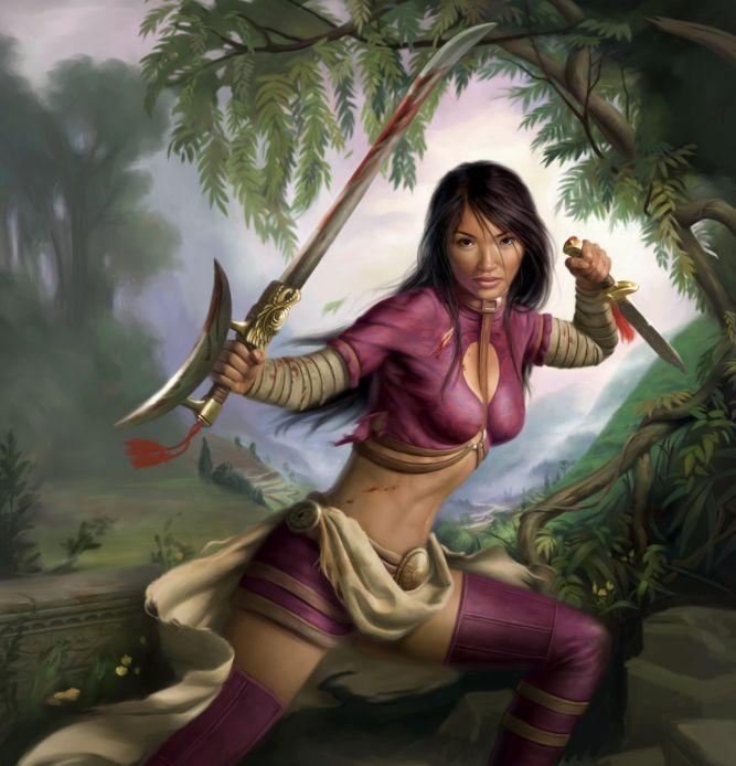 Jade Empire - zapowiedź - obrazek 1