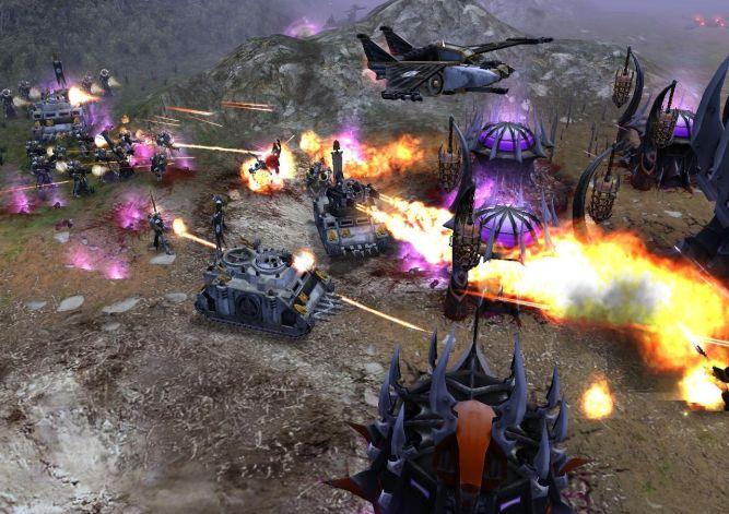 5. 3. Warhammer 40,000: Dawn of War - Soulstorm скачать торрентWarhammer 40