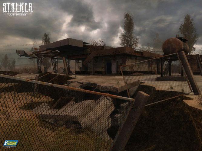 Скриншоты из грядущего сиквела Сталкера - Зов Припяти. Все скрины кликабел