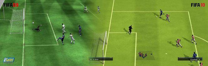 FIFA 09 kontra FIFA 10 - jakość grafiki w wersji PC - obrazek 1