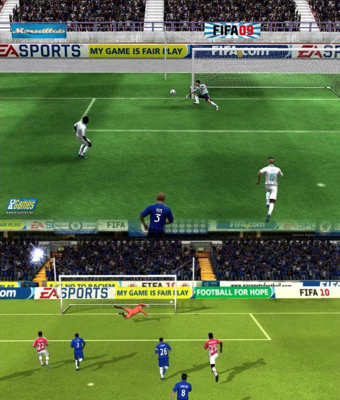 FIFA 09 kontra FIFA 10 - jakość grafiki w wersji PC - obrazek 4