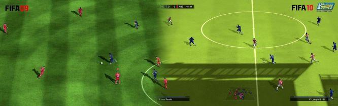 FIFA 09 kontra FIFA 10 - jakość grafiki w wersji PC - obrazek 2