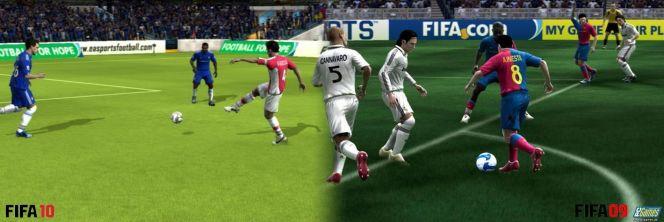 FIFA 09 kontra FIFA 10 - jakość grafiki w wersji PC - obrazek 3