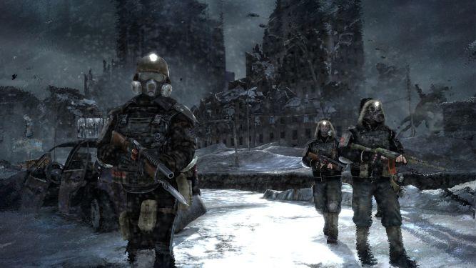 Wyjdź z podziemia! Pre-order gry Metro 2033 w sklepie gram.pl - obrazek 4