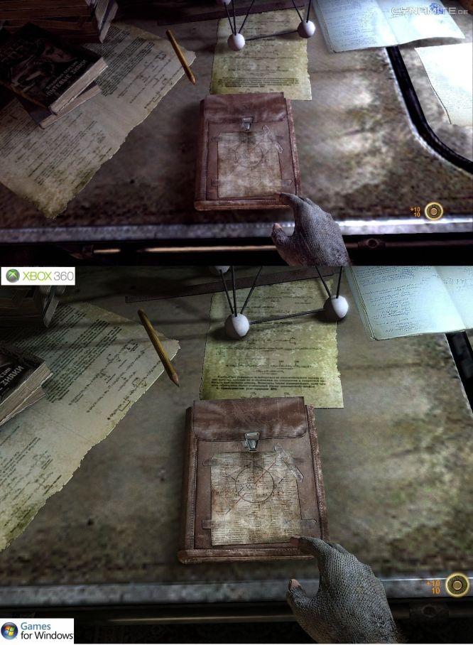 Metro 2033 ładniejsze na PC - oto dowody - obrazek 1