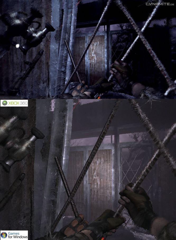 Metro 2033 ładniejsze na PC - oto dowody - obrazek 2