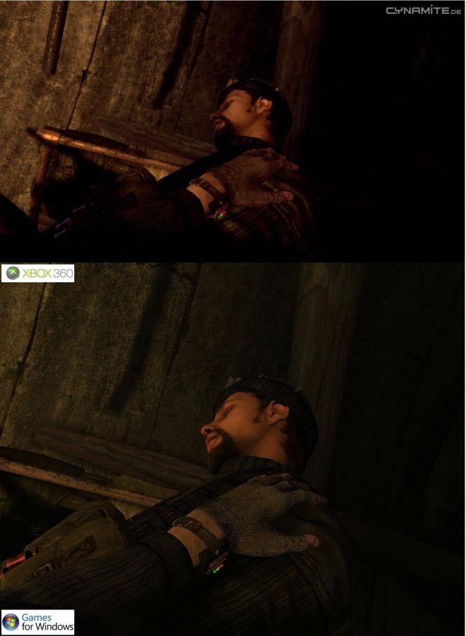 Metro 2033 ładniejsze na PC - oto dowody - obrazek 3