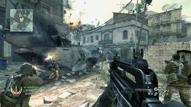 Data premiery pierwszego dodatku do Call of Duty: Modern Warfare 2 na PC i PS3 - obrazek 1