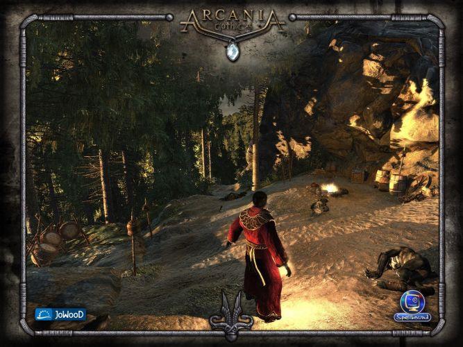 Arcania: Gothic 4 выйдет для PS3, новые скриншоты.