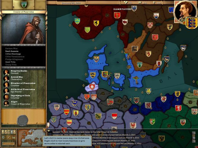Читы crusader kings 2.