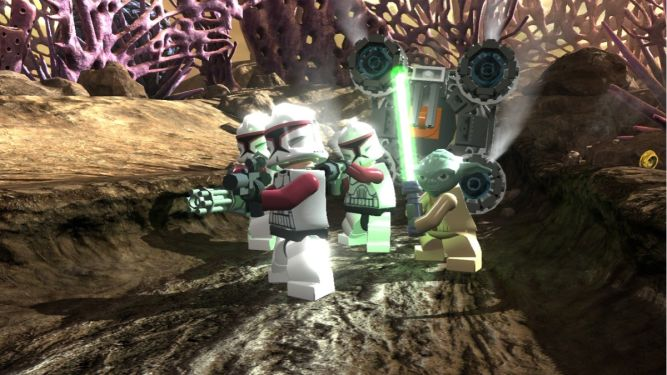 Lego Star Wars III: The Clone Wars - obrazek 1