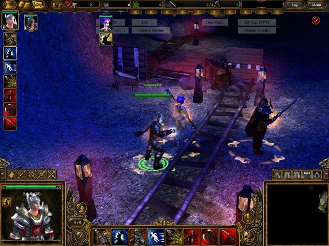 Enclave: Shadows of Twilight продолжает знаменитую магическую серию игр, ко