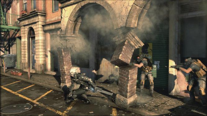 Metal Gear Solid: Rising - obrazek 1