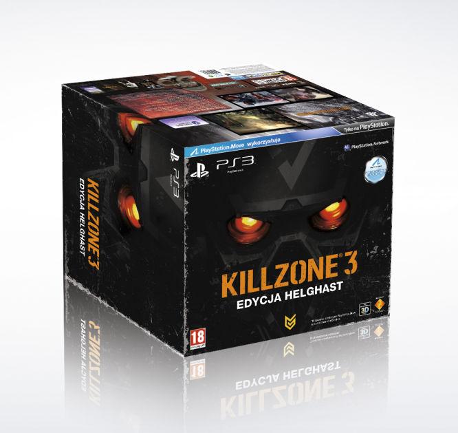 Killzone 3 - Edycja Kolekcjonerska i Helghast w przedsprzedaży w sklepie gram.pl - obrazek 1