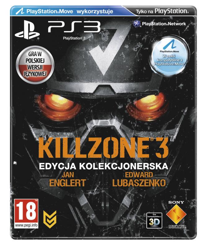 Killzone 3 - Edycja Kolekcjonerska i Helghast w przedsprzedaży w sklepie gram.pl - obrazek 2