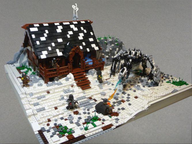 Co powstanie kiedy połączysz pasję do LEGO i gier RPG? - obrazek 1