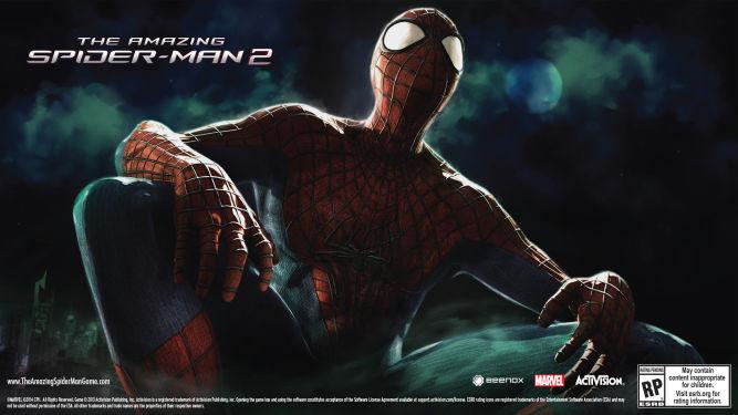 The Amazing Spider-Man 2 raczej nie przełamie przeciętności gier z pajęczakiem - obrazek 1