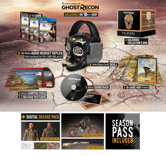 Kim są tytułowe Duchy w Ghost Recon: Wildlands? Odpowiedź znajdziecie w nowym zwiastunie - obrazek 1