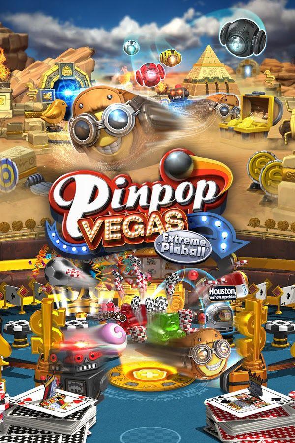 Pinpop Vegas: Extreme Pinball - szalony flipper od Nexon Korea trafił na urządzenia mobilne - obrazek 1