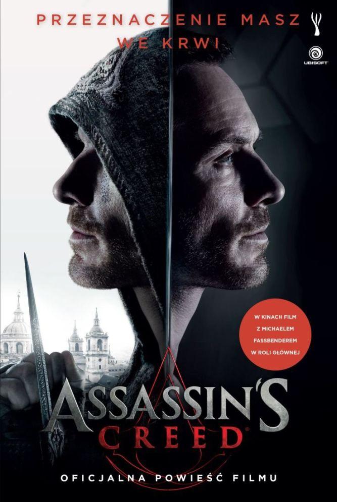 Assassin's Creed - powieść filmowa pióra Christie Golden trafi na półki księgarń już za kilka dni - obrazek 1