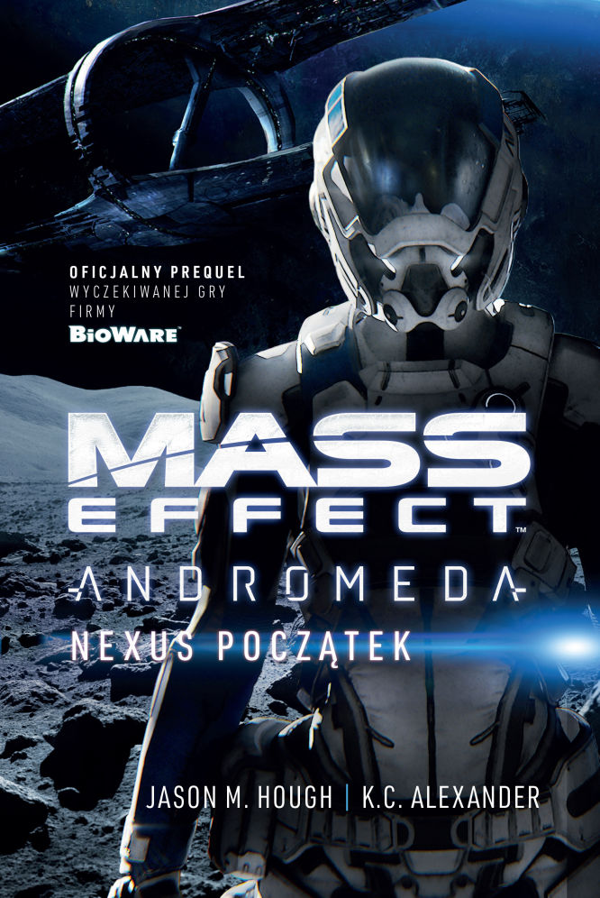 Nadchodzi powieść Mass Effect: Andromeda. Nexus początek - oficjalny prequel Mass Effect: Andromeda - obrazek 1