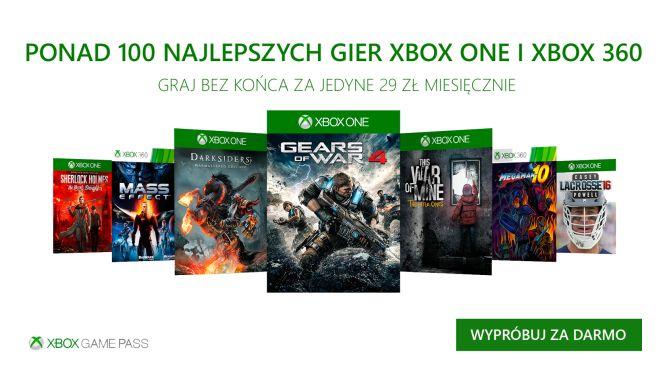 Gears of War 4 i This War of Mine w grudniowej aktualizacji Xbox Game Pass - obrazek 1