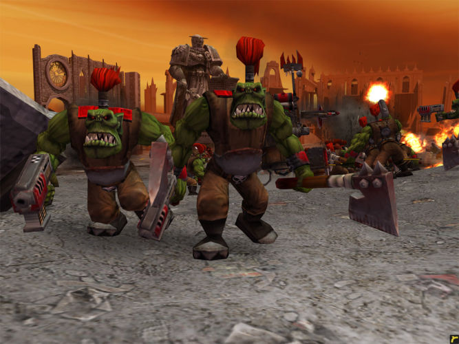 Warhammer 40.000 Dawn of War - okiem Finnegana - obrazek 1