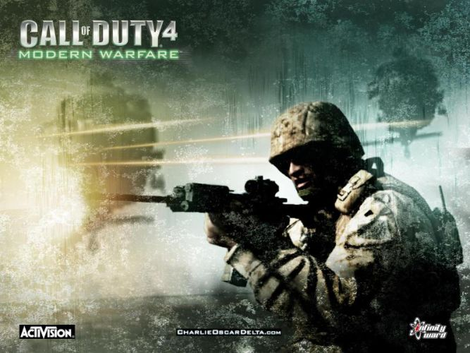 Торрент игры. Call of Duty 4 - Modern Warfare * MultiPlayer Only.
