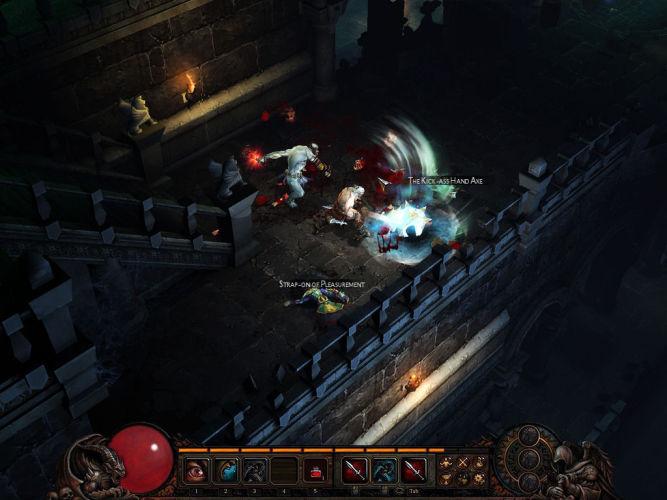 Blizzard rzucił do Internetu kolejne screeny z Diablo III - obrazek 2