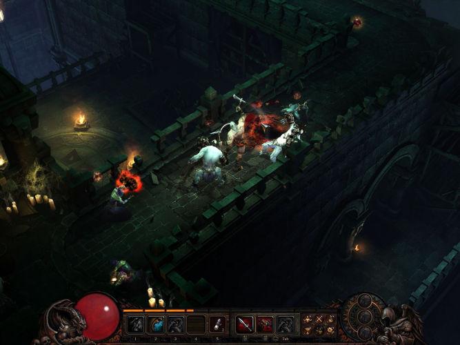 Blizzard rzucił do Internetu kolejne screeny z Diablo III - obrazek 3