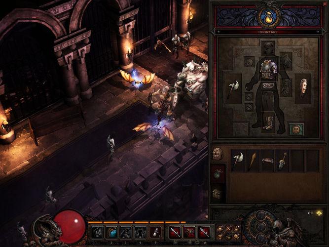 Blizzard rzucił do Internetu kolejne screeny z Diablo III - obrazek 4