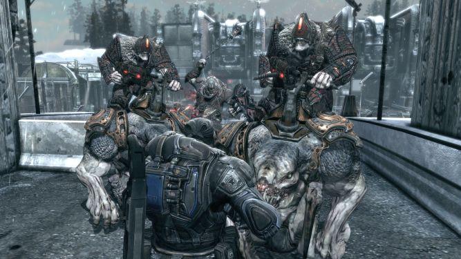 Plotka: Misje podwodne w Gears of War 3 - obrazek 1