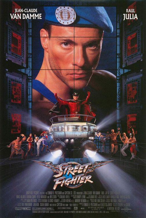Najlepszym z najgorszych okazał się być Street Fighter: The Movie: The Game