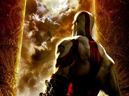God of War: Duch Sparty wykorzystuje całą moc PSP - obrazek 1