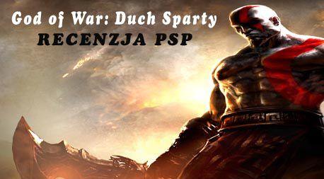 God of War: Duch Sparty - recenzja PSP - obrazek 1